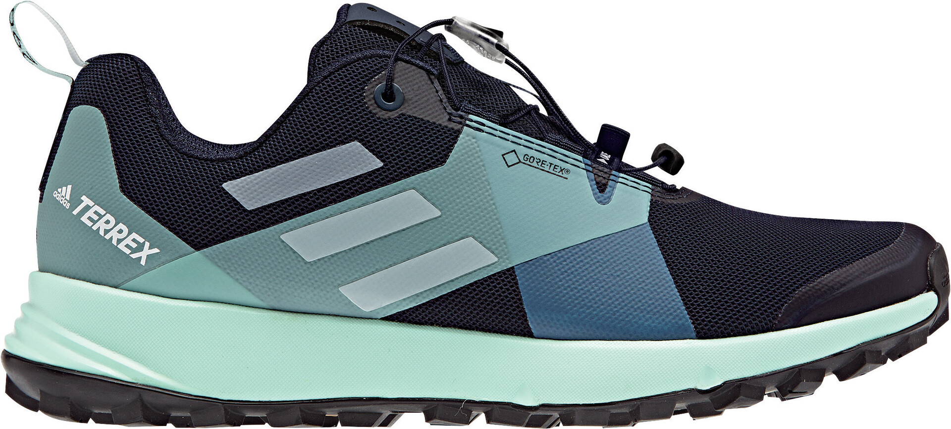 adidas sneakers dames donkerblauw